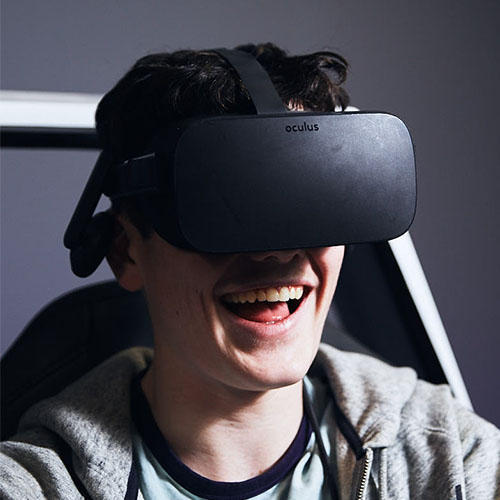 VR at Explorium Dublin
